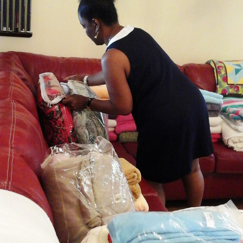 Blanketing Families, Inc in Action