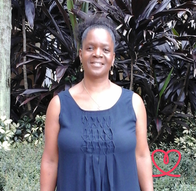 Get to know us - Blanketing Families, Inc. - Meet Ann