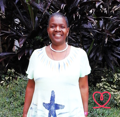 Get to know us - Blanketing Families, Inc. - Meet Annette
