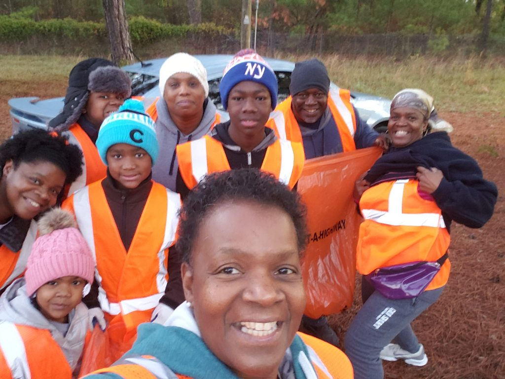 Service Organization - Adopt a Highway - Blanketing Families, Inc LLC