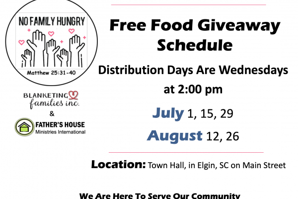 Free Food COVID 19 Relief